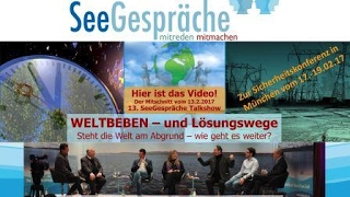 Seegespräche – WELTBEBEN – Willy Wimmer, Silberjunge Thorsten Schulte, Dennis Hack, Robert Stein uvm