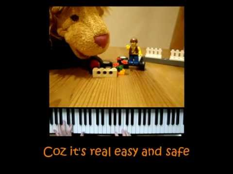 Littleman in C Major - I Will Tame a Lion For You (original)