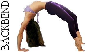 Flexibility Challenge - Back Bend Stretches & Tutorial For Gymnastics & Dance