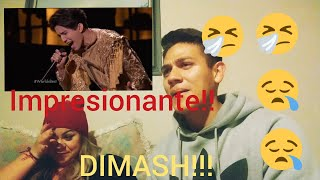 Video Reacción - Dimash - My sister react to Dimash for the first time - The World's Best