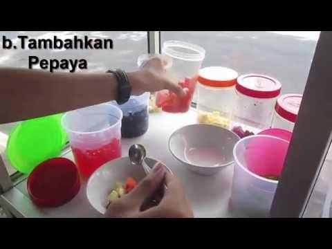Video Cara Membuat Sop Buah Enak dan Mudah
