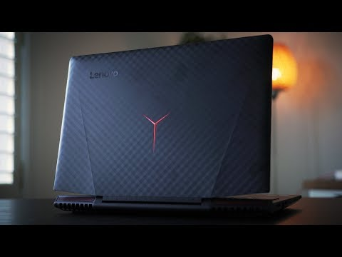 Lenovo Y720 Review: This Gaming Laptop has Amazing Sound!