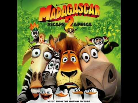Madagascar 2 - Copacabana At The Copa