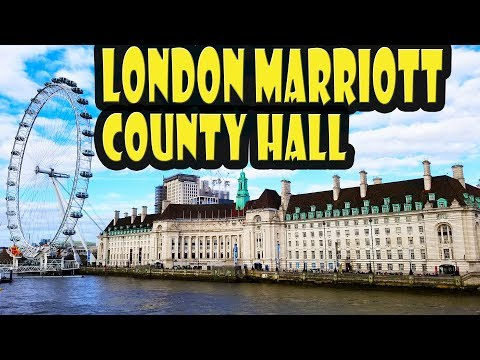 London Marriott Hotel County Hall DETAILED Review