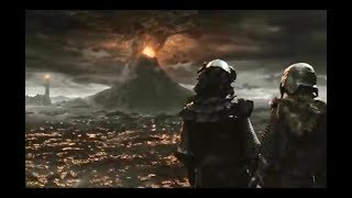 Entering MORDOR* Frodo/Sam's Quest to Destroy the Ring- LOTR