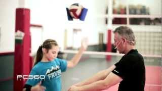 Volleyball Drills – Volleyball Arm Swing Training
