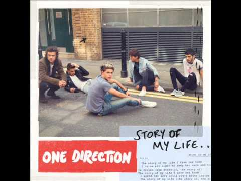 One Direction - Story of My Life (Audio) [Instrumental]
