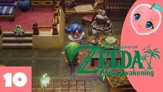 Peachyopie- Legend of Zelda: Link's Awakening (part 10)