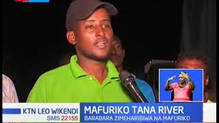 Shuguli za uchukuzi zalemazwa kutokana na mafuriko huko Tana River