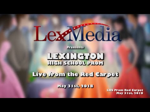 Lexington High School Prom (May 31, 2018)