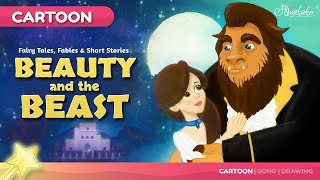 Beauty And The Beast Kids Story Animation  Fairy Tales & Bedtime Stories For Kids