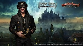 The team from VictorVran sat down with Troma god and Motörhead friend