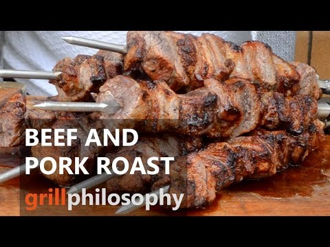Pork belly with beef recipes   Grill philosophy