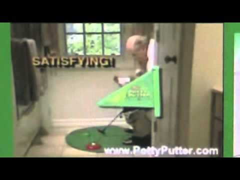 Potty Putter TV Commercial