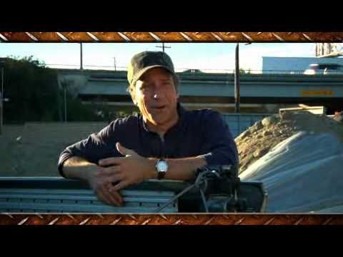 Screen capture of Master Lock and mikeroweWorks - Partnership Demonstration w/ Mike Rowe