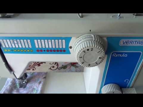 Ремонт швейной машинки  Veritas famula своими руками