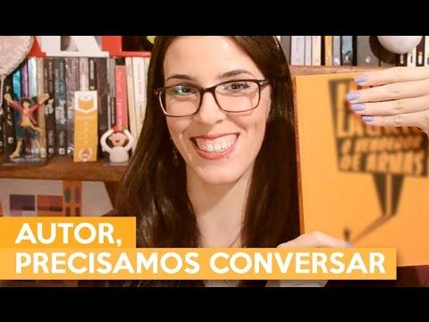 AUTOR, PRECISAMOS CONVERSAR | Admirável Leitor