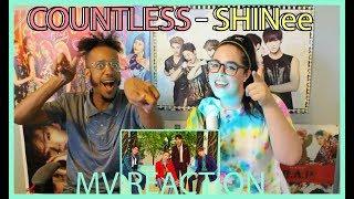 SHINee - Countless [Reaction] - hmong video