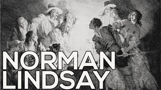 Norman Lindsay: A Collection Of 33 Etchings (HD)