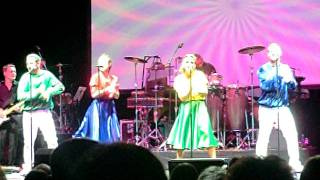 Concert Megamix de l'Eurovision (30.10.2011)