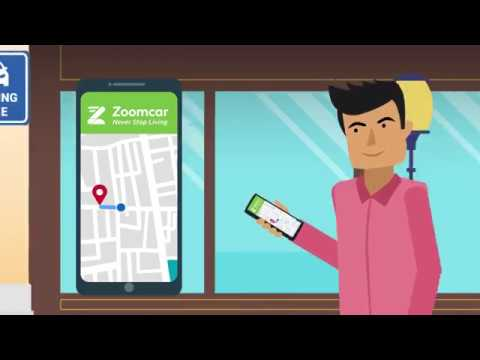 Zoomcar - Zap Subscribe - Animation Explainer Video