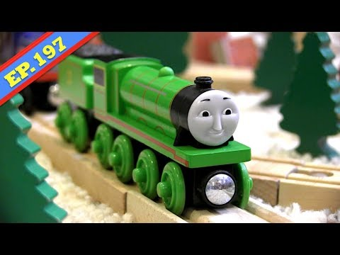 Henry Gets Stumped | Thomas & Friends Wooden Railway Adventures | Episode 197