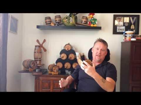 What Does it Look Like Inside A Charred Oak Aging Barrel | Red Head Oak Barrels