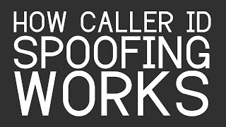 How does Caller ID Spoofing work? (BTSS)