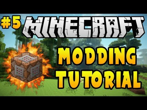 Minecraft 1.12.2: Modding Tutorial - Advanced Block Properties (#5)