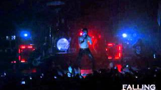Falling In Reverse- Goodbye Graceful (p.1). THE DRUG IN ME IS YOU Tour 2012