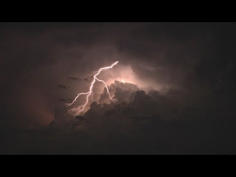 1 Hour Rain & Thunderstorm Sounds   Relaxing Storm Ambience