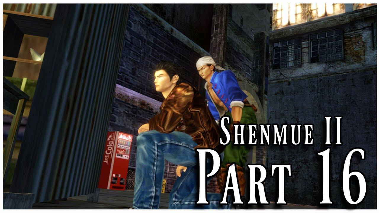 Shenmue 2 HD – Part 16: Die Verfolgung