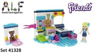 Lego Friends 41328 Stephanie´s Bedroom - Lego Speed Build Review