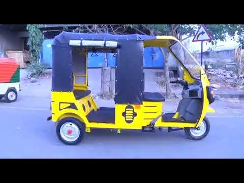 Divyarath Battery Operated Rickshaw