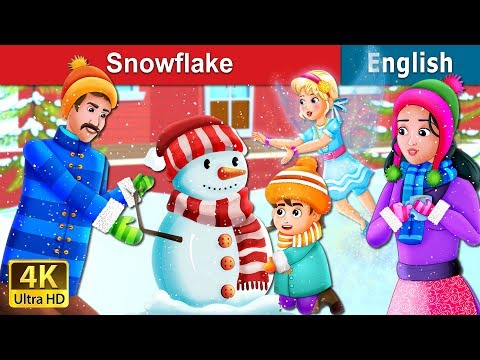 Download Snowflake Story Bedtime Stories English Fairy Tales Mp4 HD Video and MP3