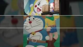 Download Lagu Lukis Dinding Mural Kamar Anak Tema Doraemon Mp3