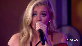 Lauren Alaina - Road Less Traveled (Live On Good Morning America)
