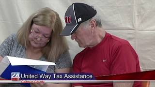 United Way of East Central Alabama Sets Up Free Tax Assistance in Calhoun County