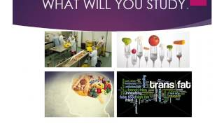 Food Technology Subject Selection Video