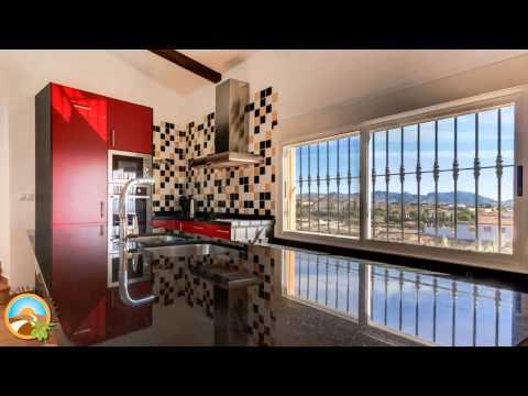 Luxe vakantie-appartement Granada (4-7 pers.)