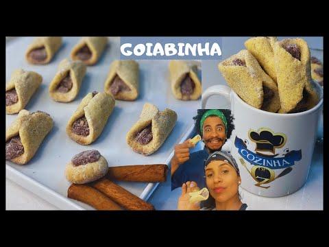 BELISCO DE GOIABADA QUE DERRETE NA BOCA