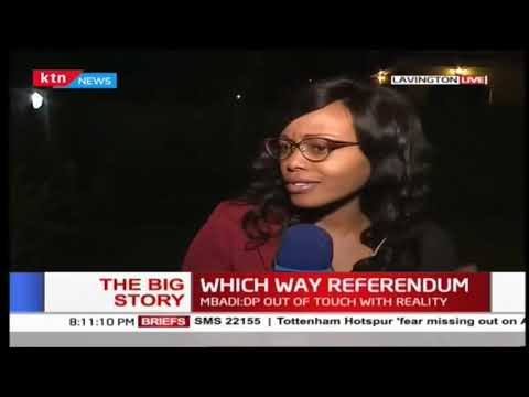 Why DP William Ruto took a tactical retreat on referendum | THE BIG STORY