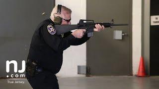 Senator shocked at AR-15 live-fire demonstration