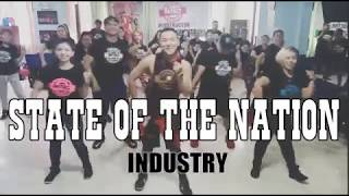 STATE OF THE NATION by Industry | RETROFITNESSPH | RKTakeshi Muraishi