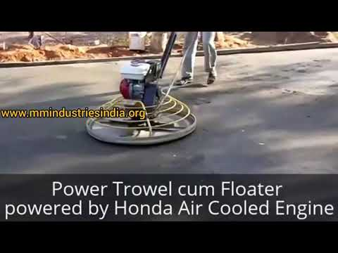 CWD40 Power Trowel