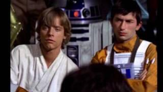 Star Wars:  Episode V - Empire strikes back