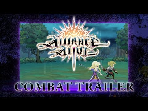 Learn about combat in The Alliance Alive! thumbnail