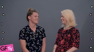 Conrad Sewell Plays 'Soundtrack To My Life' | Girlfriend Magazine