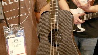 NAMM 2020: Klōs Guitars