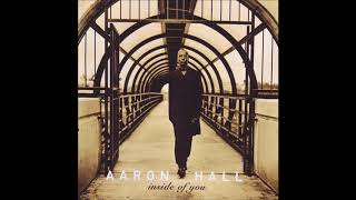Aaron Hall - All The Places (I Will Kiss You) (1998)